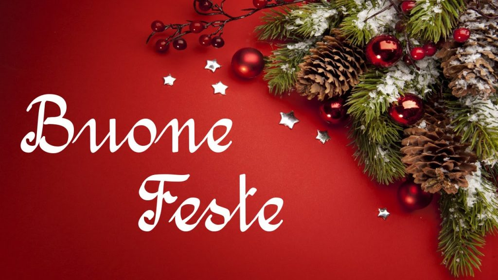Gli Auguri Di Natale.I Nostri Auguri Di Natale E Felice Anno Nuovo Smau Gfi