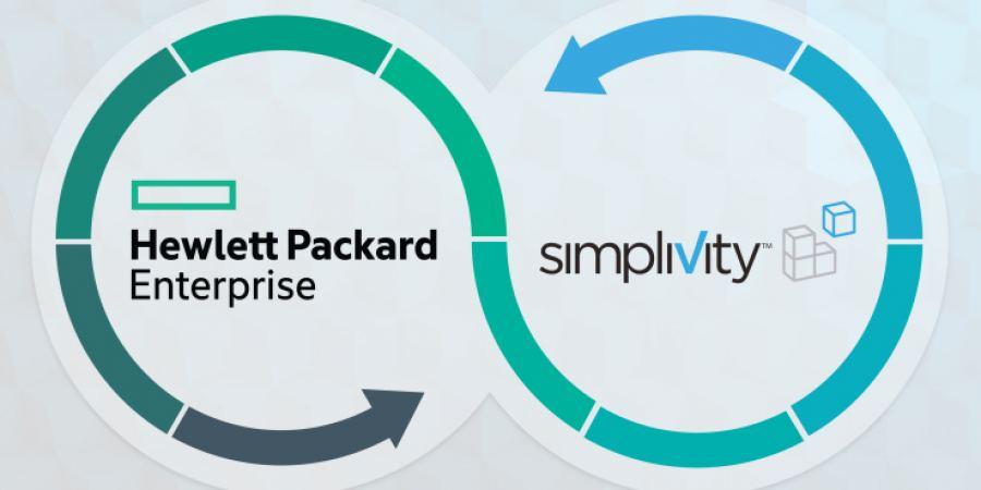 SimpliVity: l'Iperconvergenza per HPE