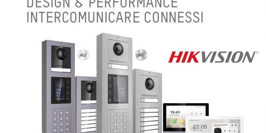 Video Intercom IP & 2Wire di Hikvision: tutto in un unica soluzione